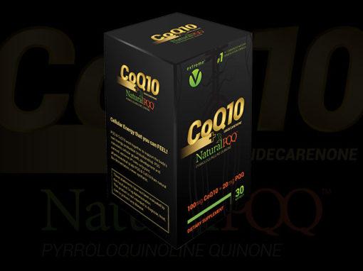 CoQ10 + Natural PQQ™
