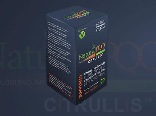 Natural PQQ™ + Citrullis™