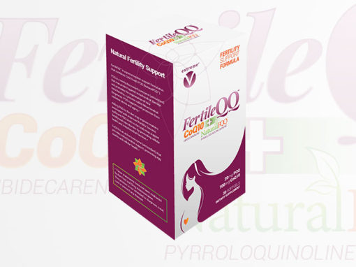 FertileQQ™ CoQ10 + Natural PQQ™